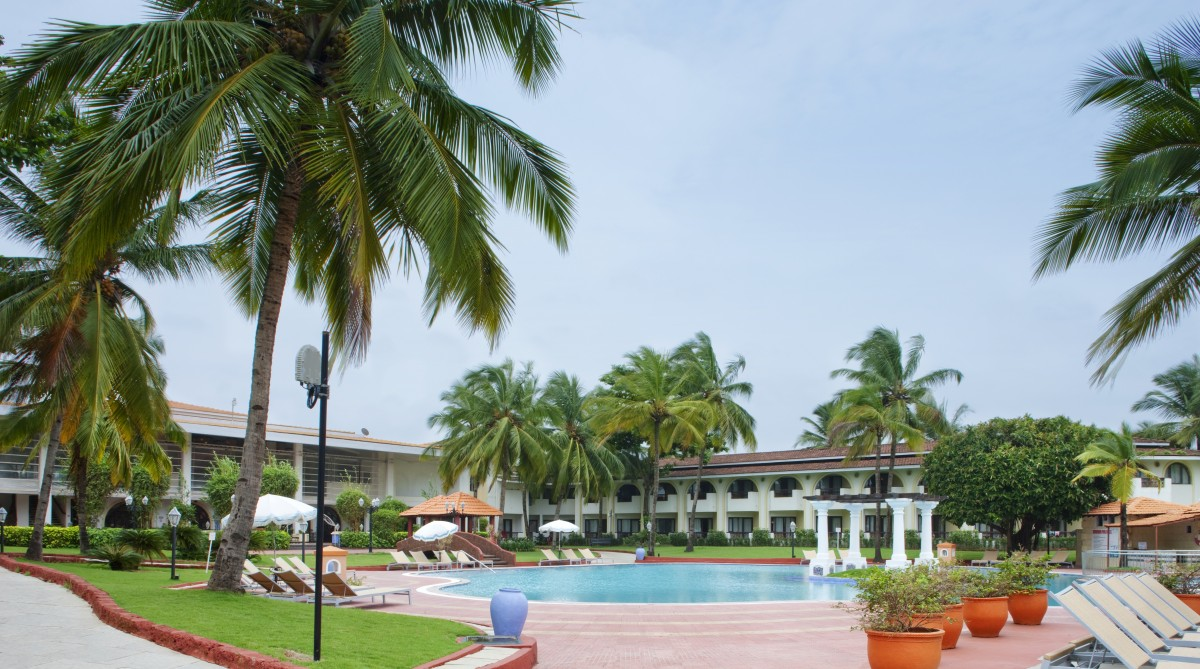 "Holiday Inn Goa<span class=""beutystar"">****</span>"
