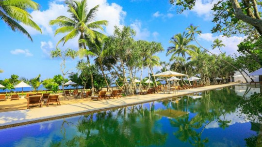 Pandanus Beach Resort & Spa ****